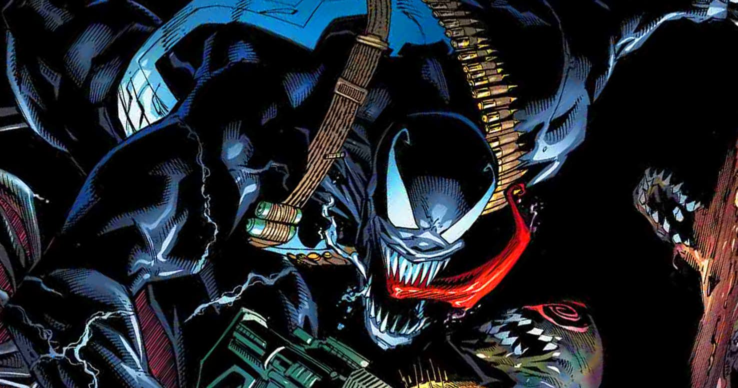 Venom New Look And Powers Is The Fuss Of This Year