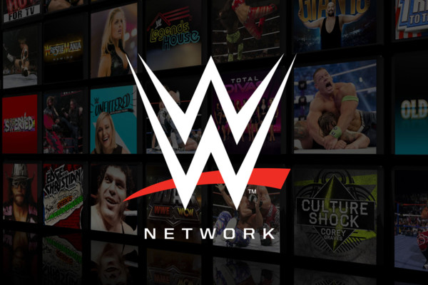 WWE Network: Wrestlers, And their Stuff