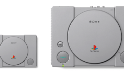 PlayStation Classic Mini Console Will Come With 20 Pre-Installed Games