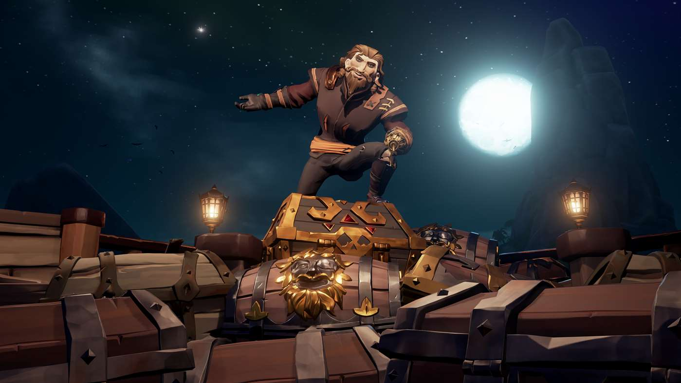 Sea of Thieves: Forsaken Shores – updated postponed further