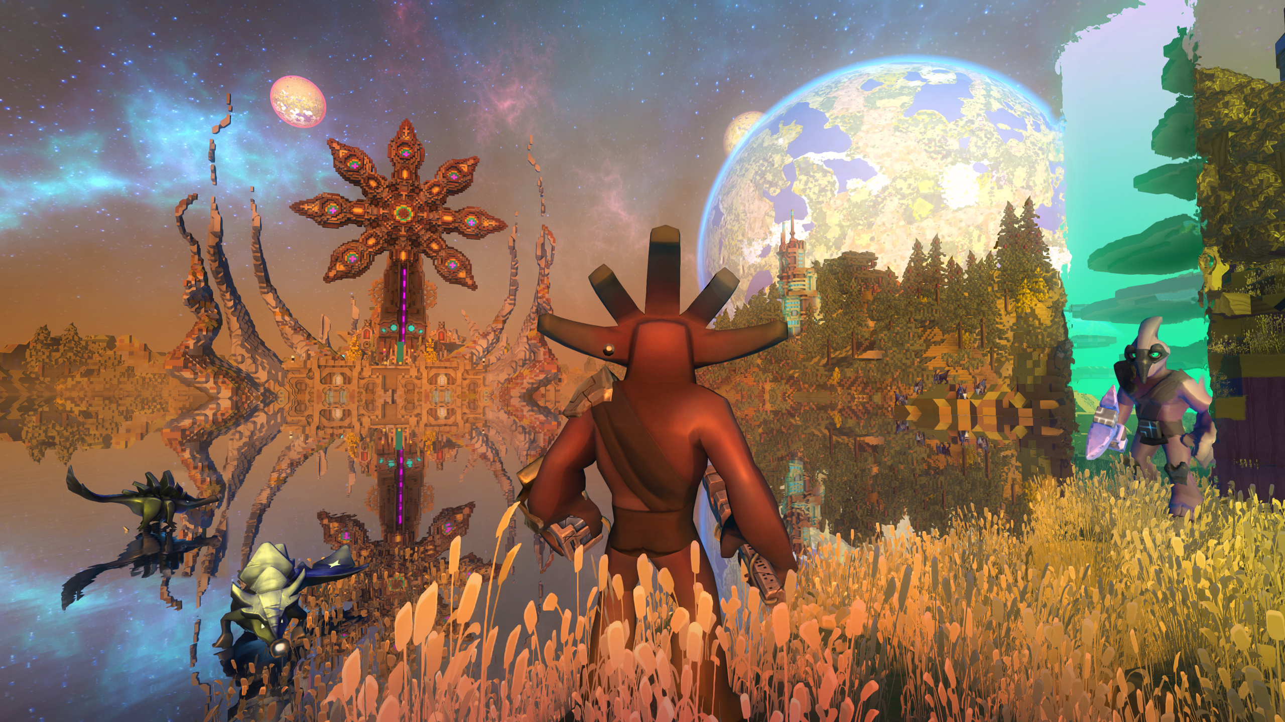 Boundless – Now Out Of Early Access Is Ready To Attract Gamers