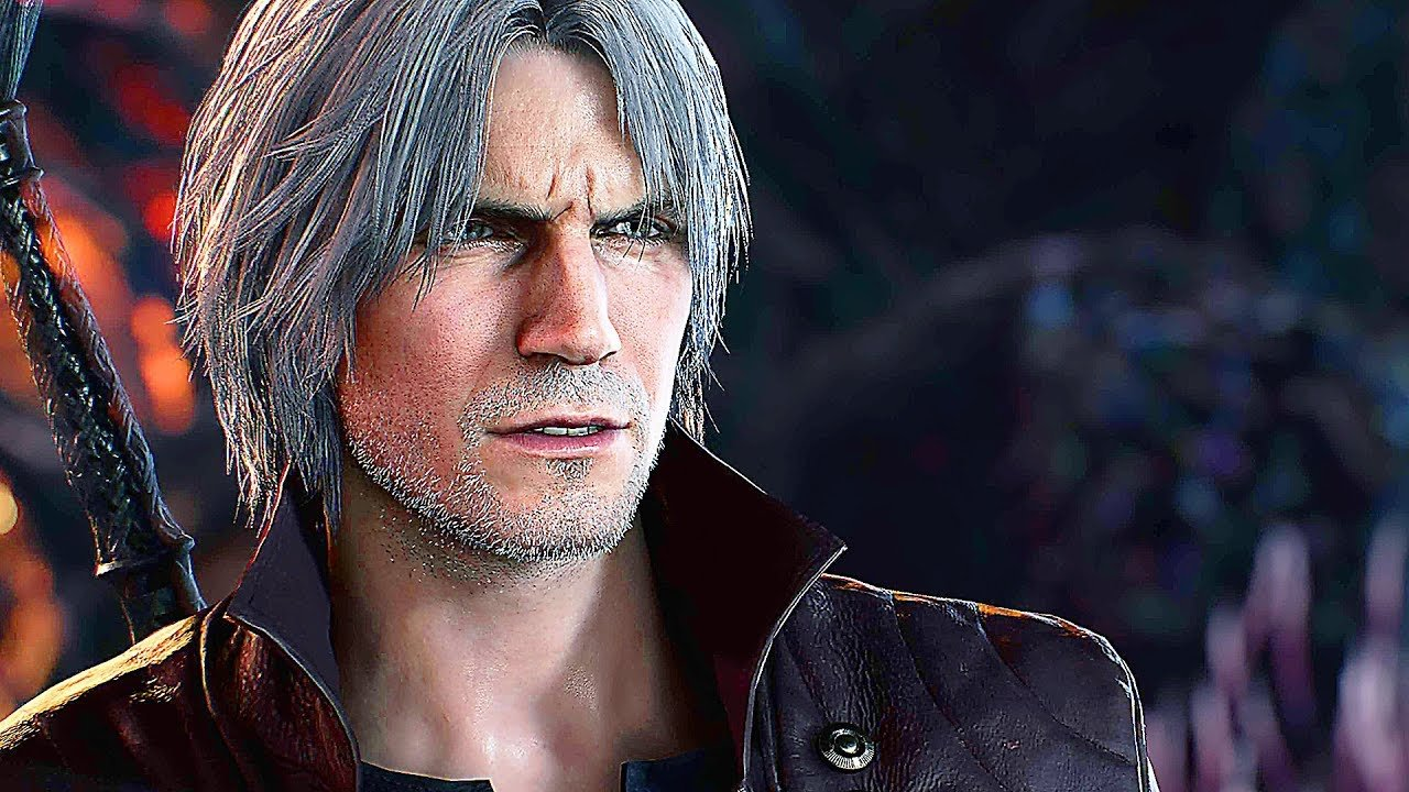 Devil May Cry 5 - 20 Minutes Demon Smashing Dante Gameplay