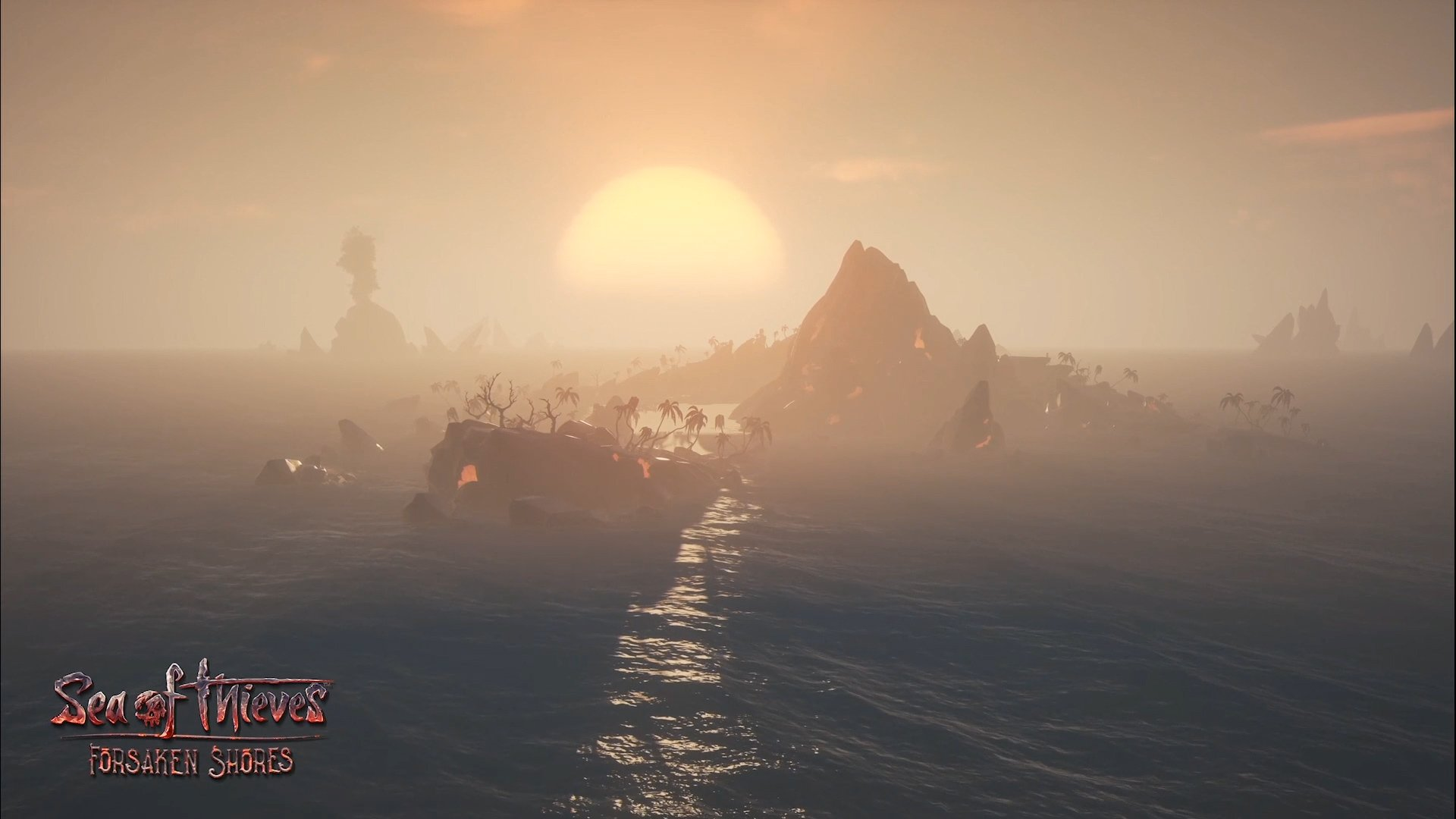 Sea Of Thieves - Forsaken Shores Going To Be Delayed About A Week
