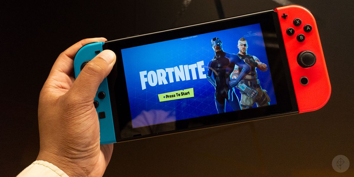 Fortnite Nintendo Switch Available For Pre-Order Right Now For Gamers