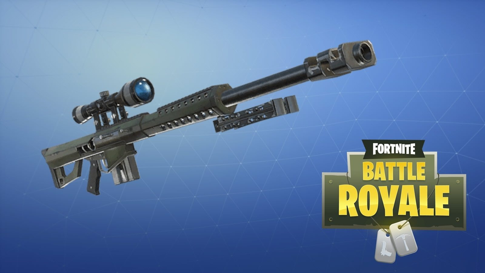 Fortnite Battle Royale Is Going To Get Upgrade With New Rifle