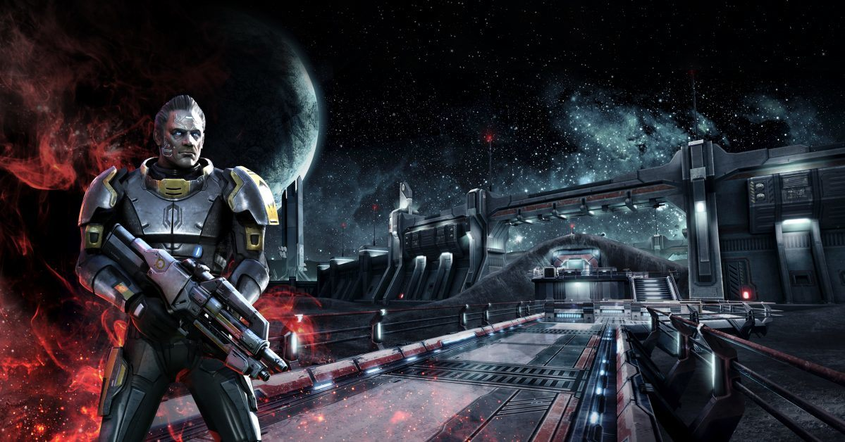 Mass Effect – The New M3 Predator Replica Game Is Quite Cool