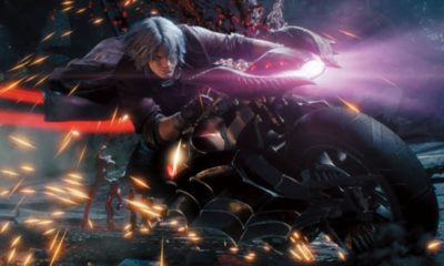 Devil May Cry 5 - Is Going To Have A New Upgrade Of Co-Op Multiplayer