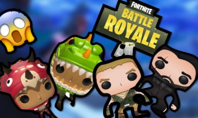 Fortnite Funko Pops - Check Out The All New 14 Of The Game