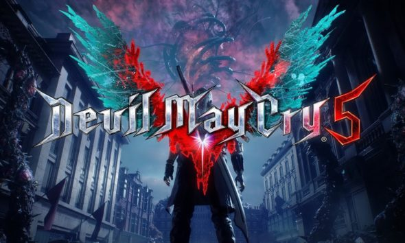 Devil May Cry 5 Third Character Is Finally Having An Official Appearance