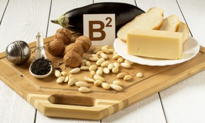 Incredible health benefits of riboflavin (vitamin B2) – sources and deficiency