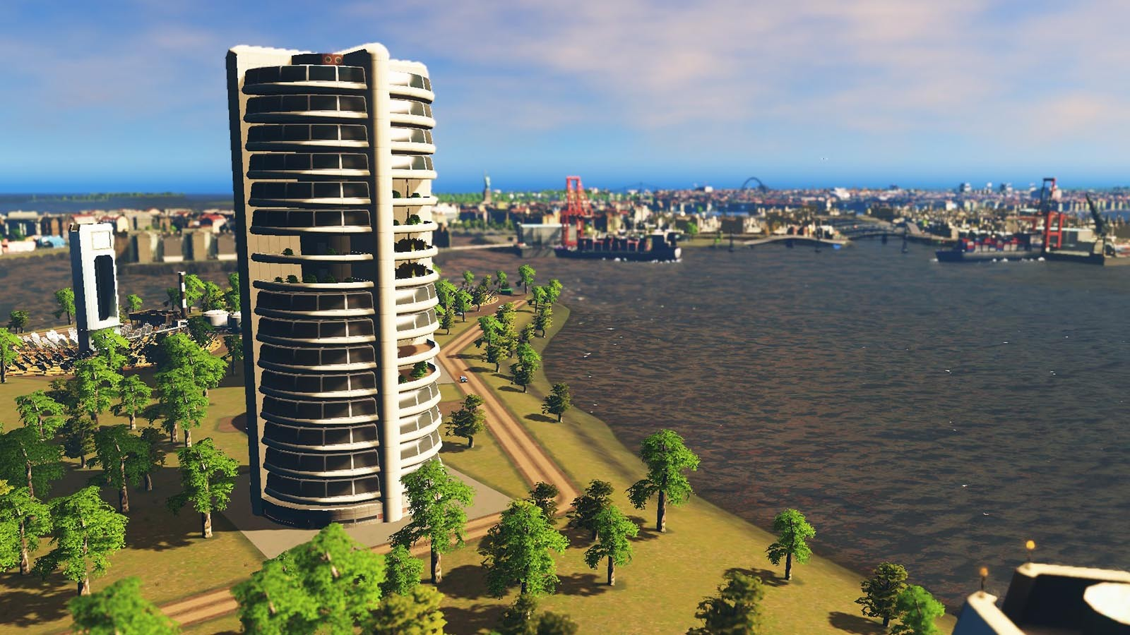 Cities Skylines – New Edition Come To Nintendo Switch Today