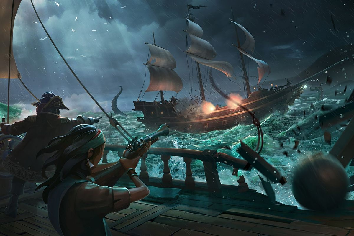 Sea of Thieves: Forsaken Shores – updated postponed further