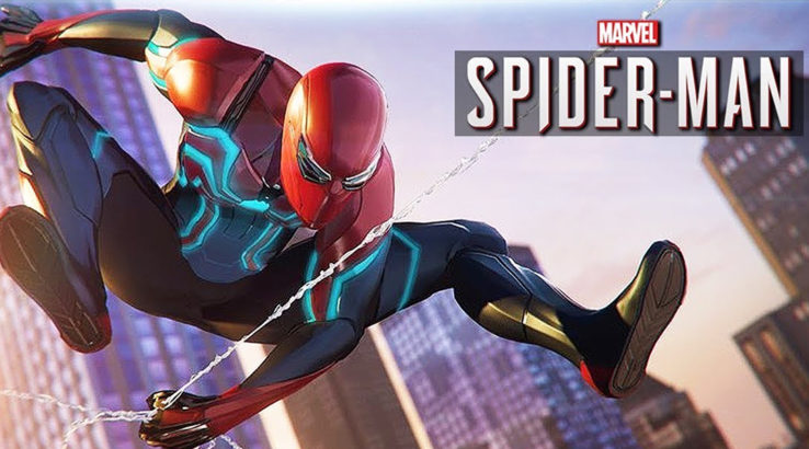 Spider-Man By Marvel – Still On Top Of Sales Charts In Gaming