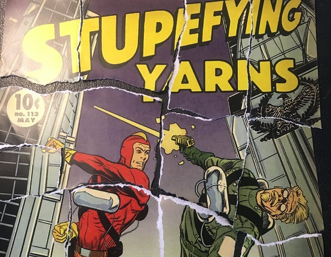 Stupefying Yarns - Check The Latest Update Of A New Puzzle