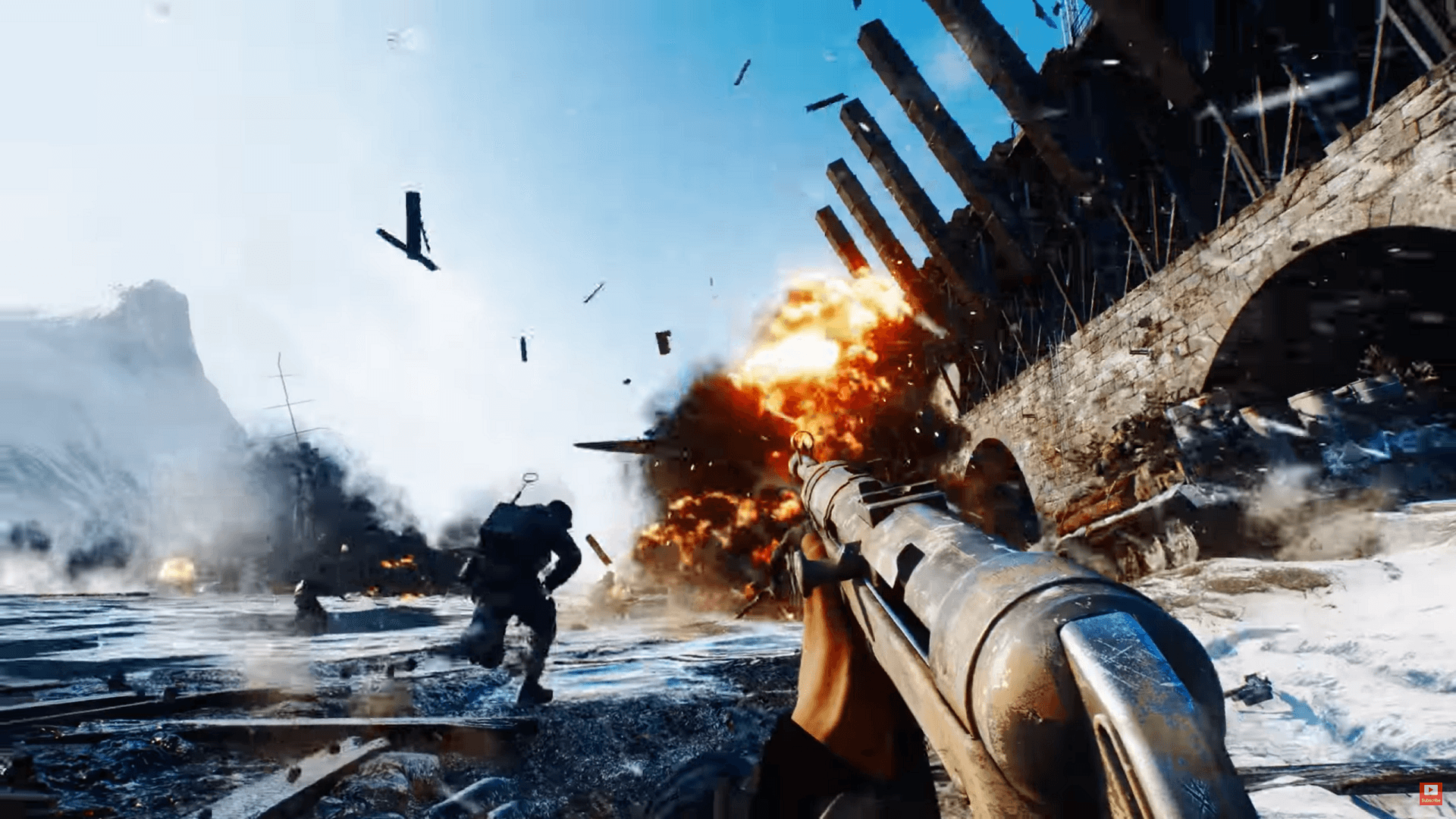 Battlefield 5 – It Will Launch With 30 Hz on Console and 60 Hz on PC