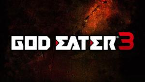 God Eater 3,