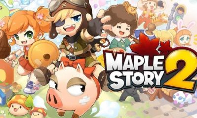 MapleStory 2 – Download Of The Game Surpassed 1 Million After Launch