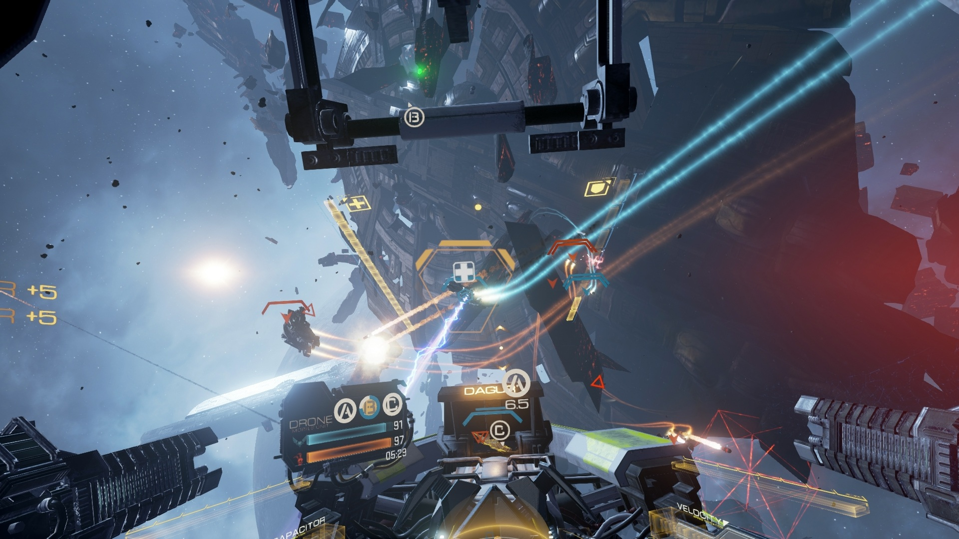 Dreadnought - The Developers Laid Off Work Force After Its Release