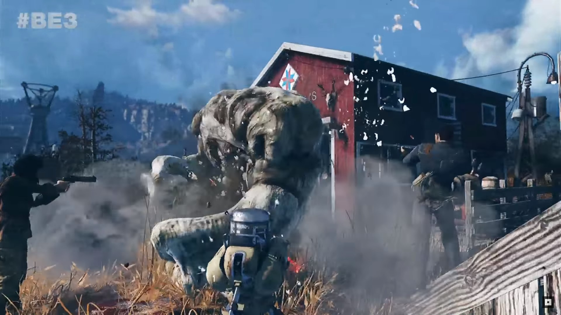 Fallout 76 gameplay