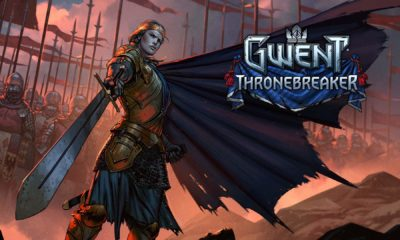 CS Projekt Red – Check Out The Live Streaming Thronebreaker Later Today
