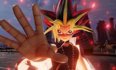 Jump Force – See Yugi Moto In Action In The Gameplay Trailer