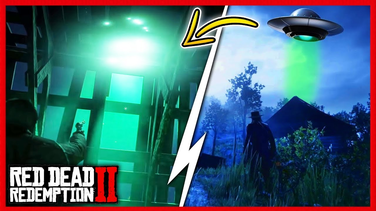 Red Dead Redemption 2 UFO Quest – How to Find It In The Game