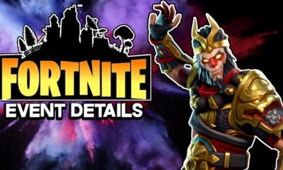 Fortnite Event - This Time It Is Going To Be A Massive One