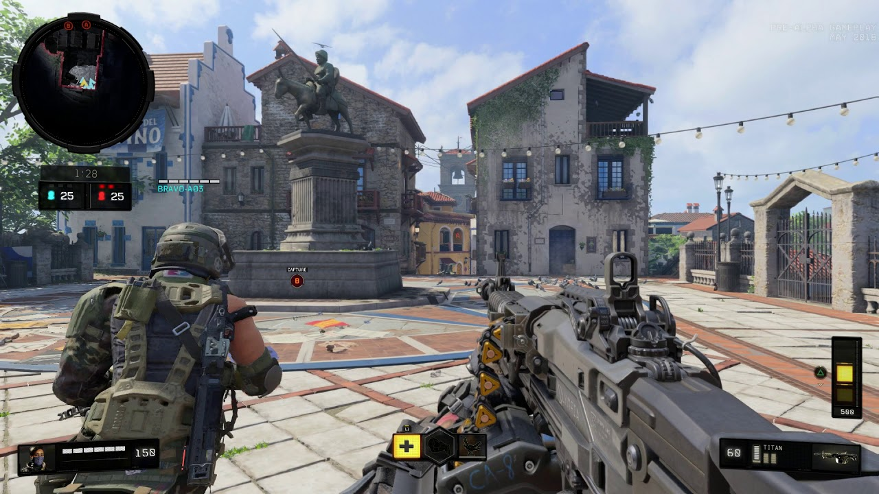 Black Ops 4 - Server Ratings Dropped Surprisingly Low Since Beta