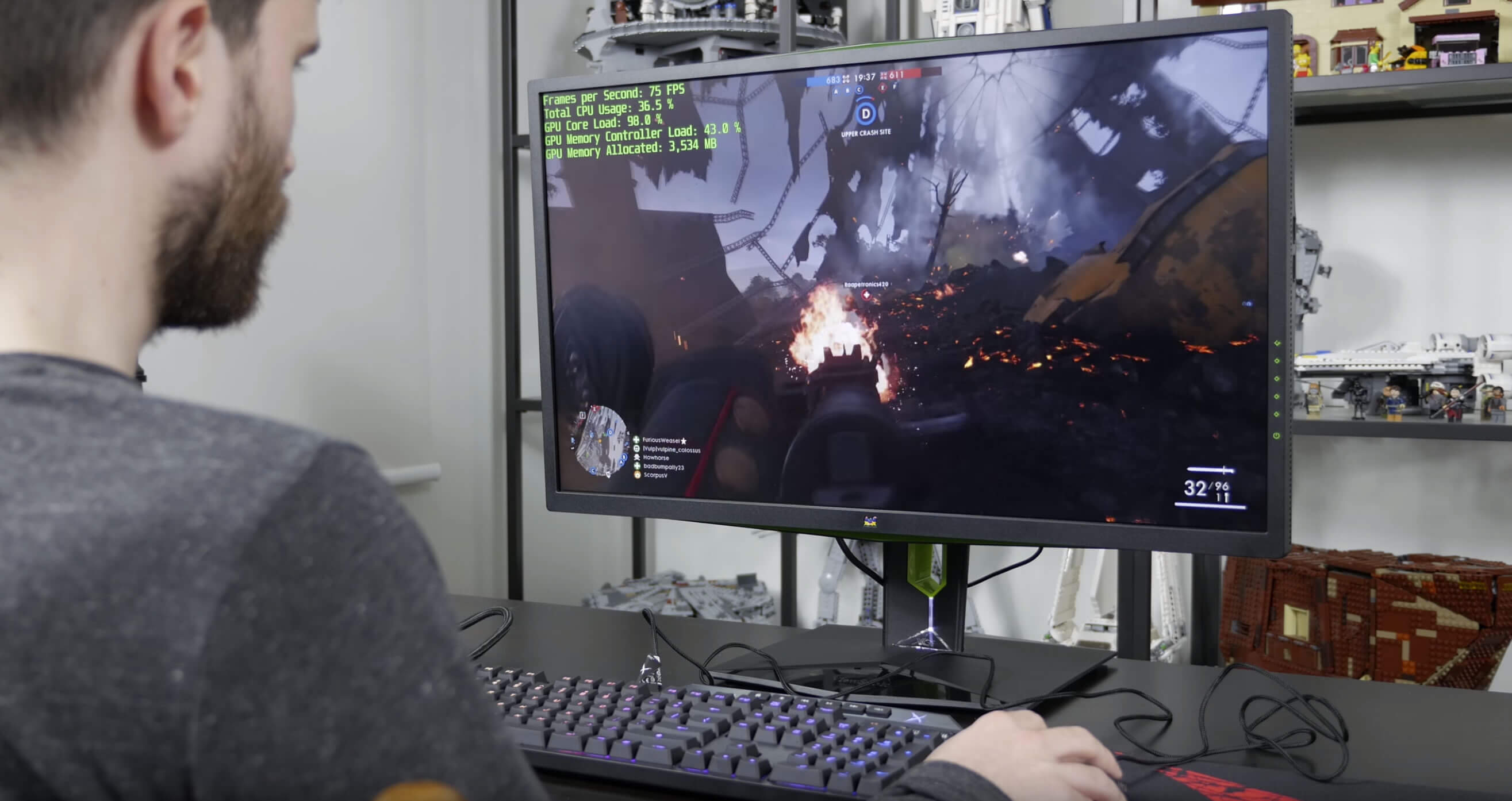 G-Sync Or Free-Sync Gaming Monitor - Which One Should I Buy