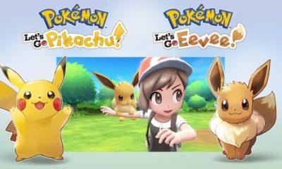 Pikachu / Evoli