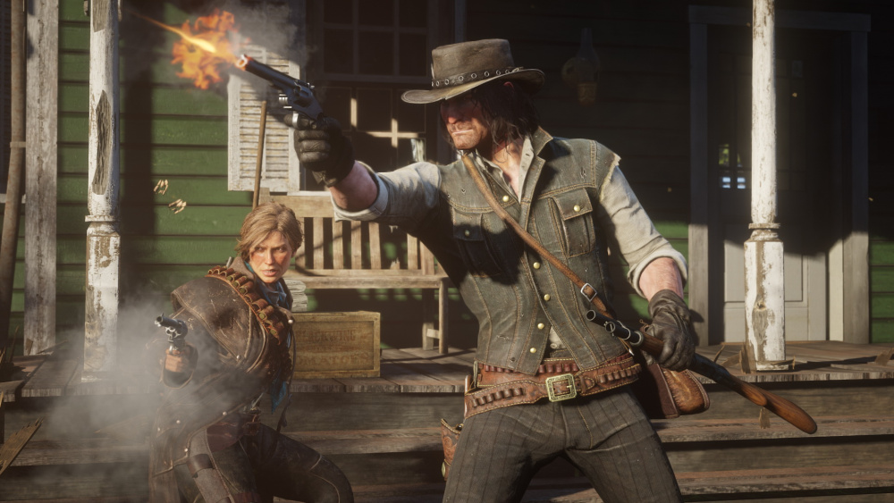 New Red Dead Redemption 2 - The Trailer Is Coming Soon