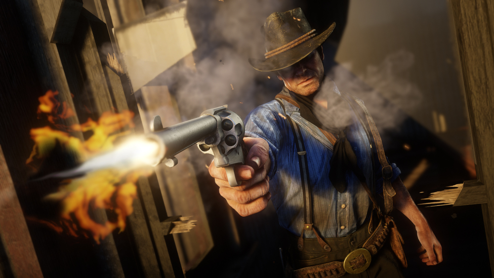 Red Dead Redemption 2 – Achieved The Biggest Opening Weekend