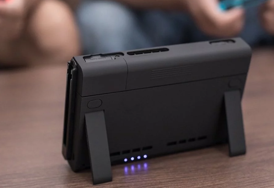 Best Battery Cases for Nintendo Switch