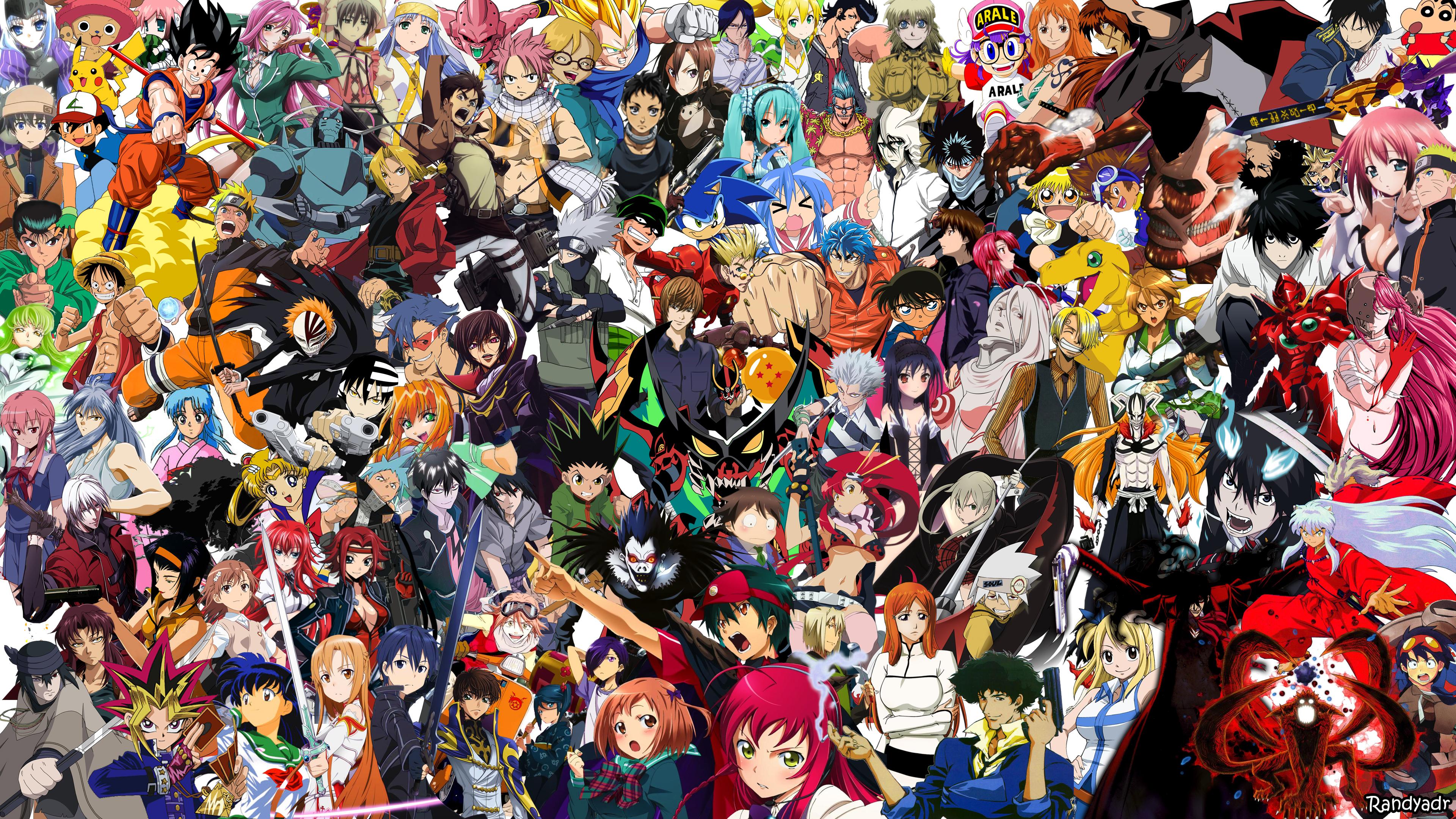 Top Ten Trending Anime