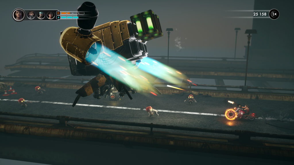 Steel Rats: Wreck and Ride!