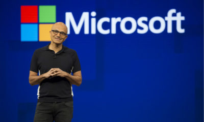 Microsoft becomes the most valuable company
