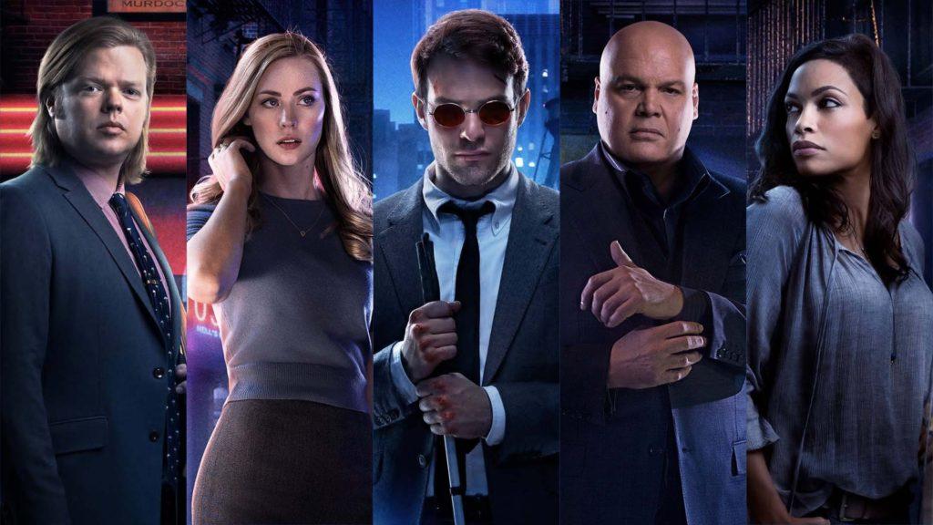 Marvel's Daredevil canceled