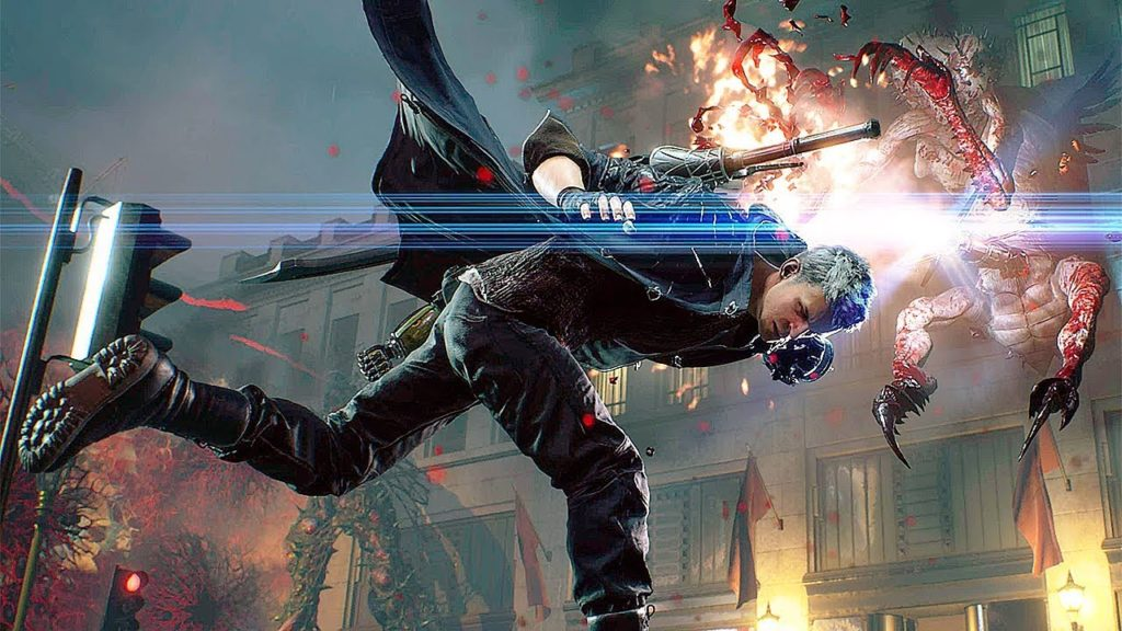 Devil May Cry 5 Void Mode