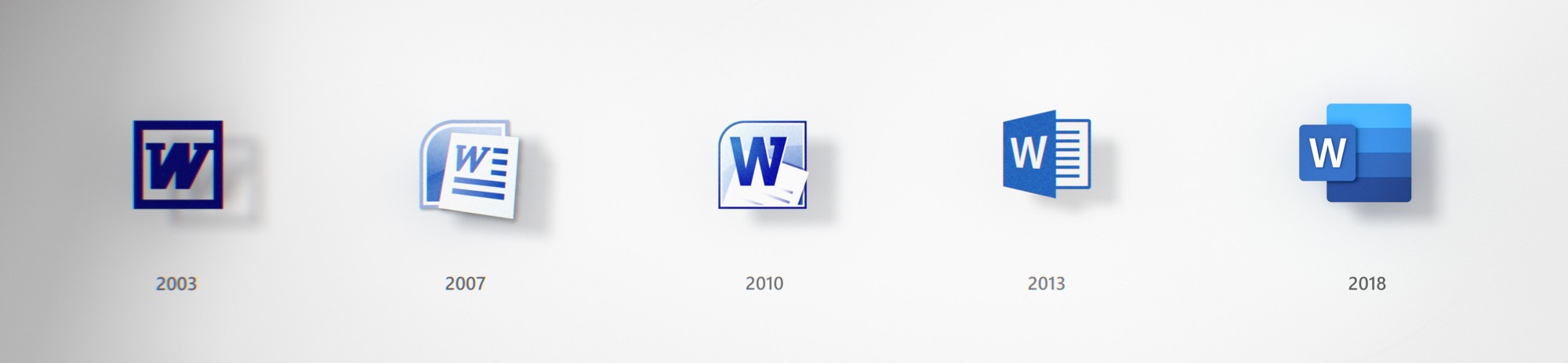Microsoft Office gets new icons