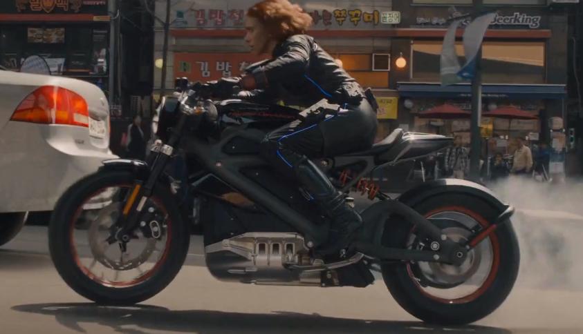 Harley-Davidson Project LIVEWIRE™