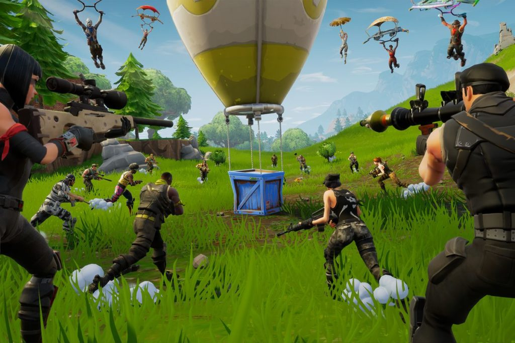 Fortnite Reaches 200 million Players
