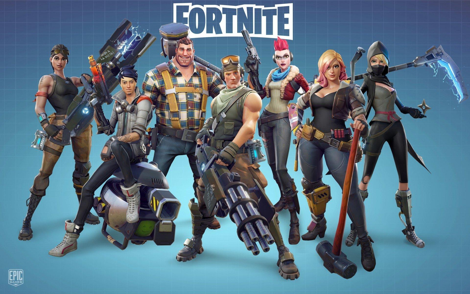 Fortnite Reaches 200 million player mark