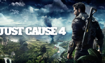 Just Cause 4 coming on December 4, 2018