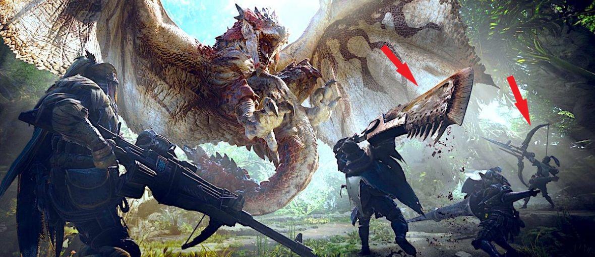 Monster Hunter live-action