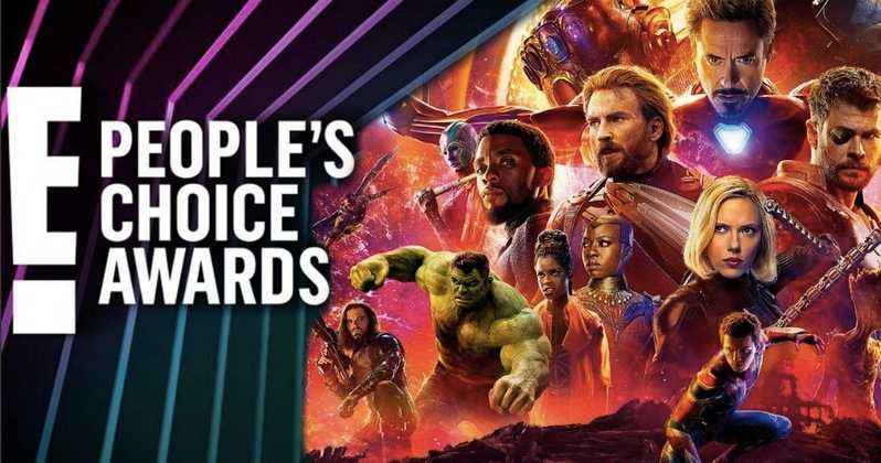 E! People's Choice Awards 2018