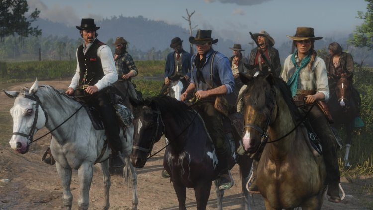 Red Dead Redemption 2 Online Beta