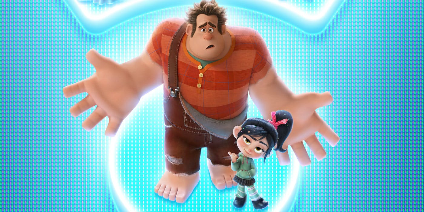 Disney's Ralph Breaks The Internet