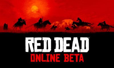 Red Dead 2 Online Beta