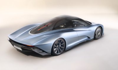 McLaren Speedtail: A car like no other