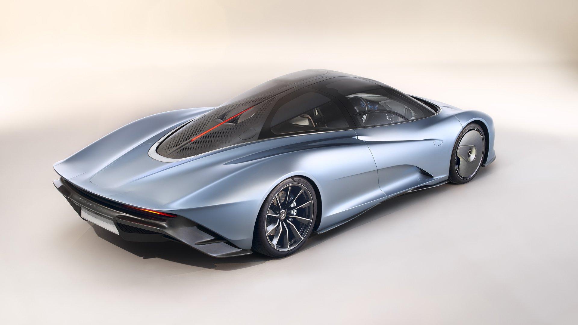 McLaren Speedtail: A car like no other